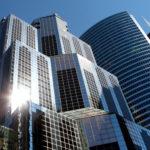 Бизнес-центр «Атлантик Сити» строится в Петербурге